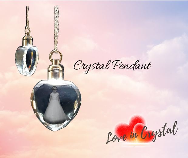 Communion Crystal Pendant