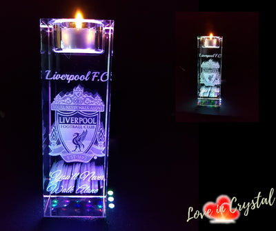 Exclusive Liverpool Candle Holder