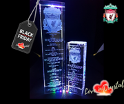Liverpool Honours Road to Success