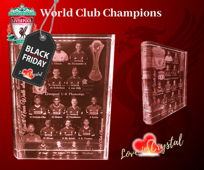 Liverpool World Club Crystal Champions