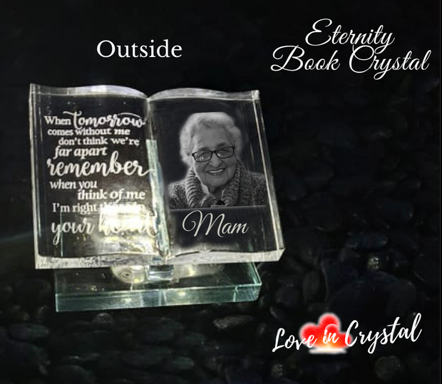 The Eternity Crystal Book