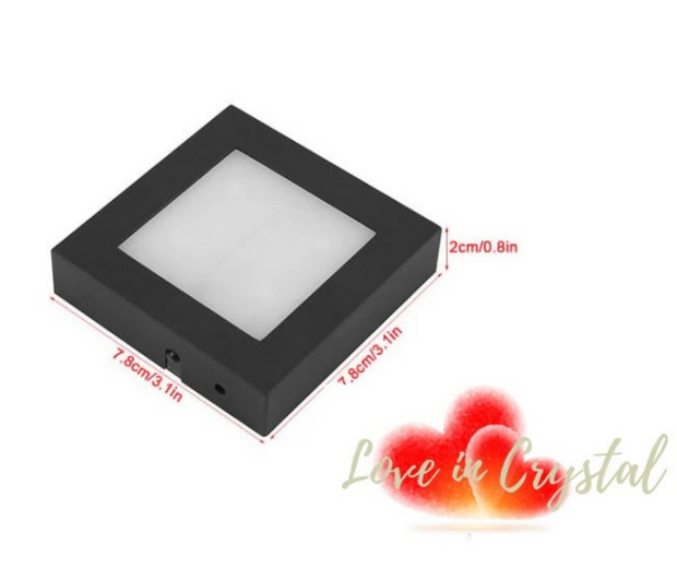 360 Degrees LED Light for Crystal Display