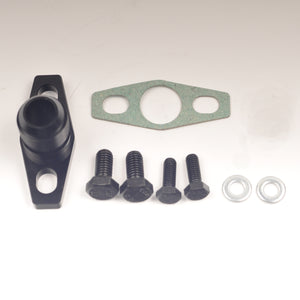 GT25-GT35 Turbo Oil Drain Fitting -10AN Male