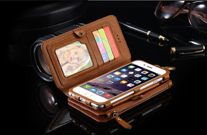 All-in-One iPhone Wallet Case