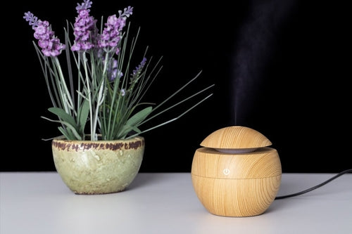 Classic Wooden Mist Humidifier