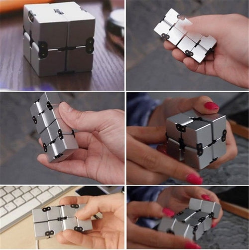 Relaxing Infinity Cube