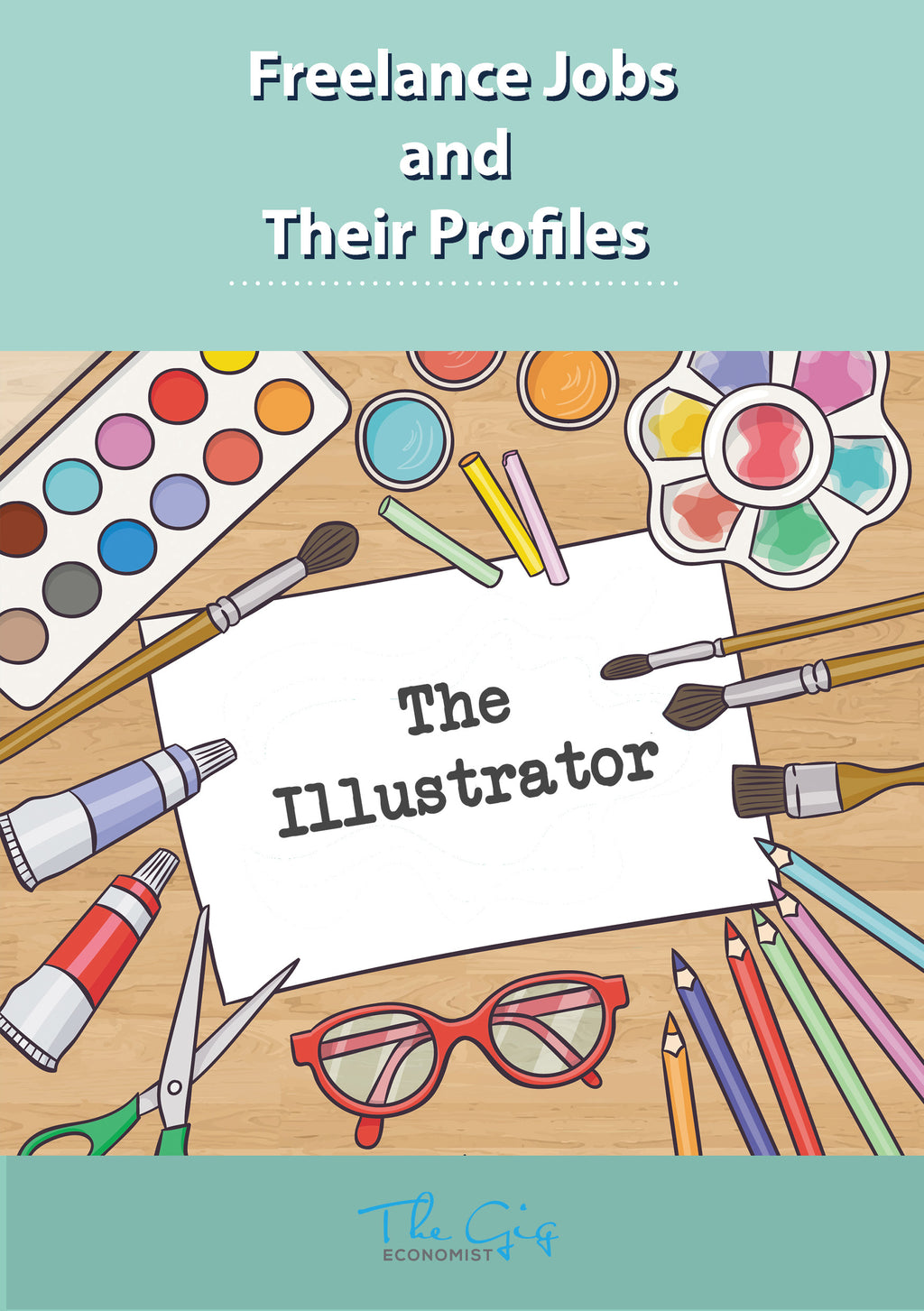 Freelance Illustrator Job Profile | The Gig Economist