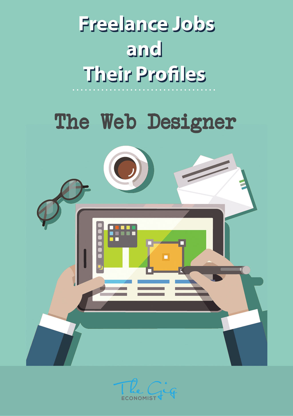 Freelance Web Designer Job Profile | The Gig Economist