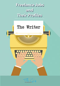 Freelance Writer Job Profile | The Gig Economist