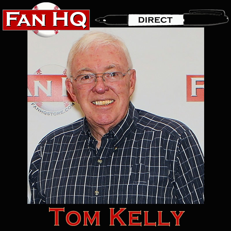 FAN HQ DIRECT: Tom Kelly