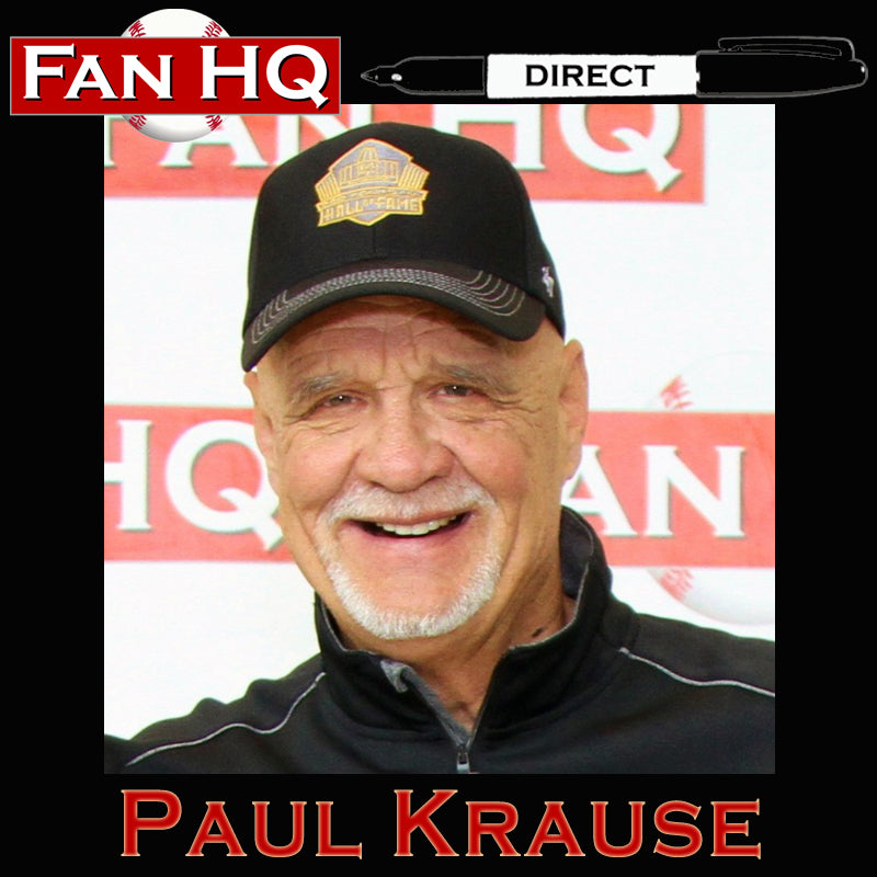 FAN HQ DIRECT: Paul Krause