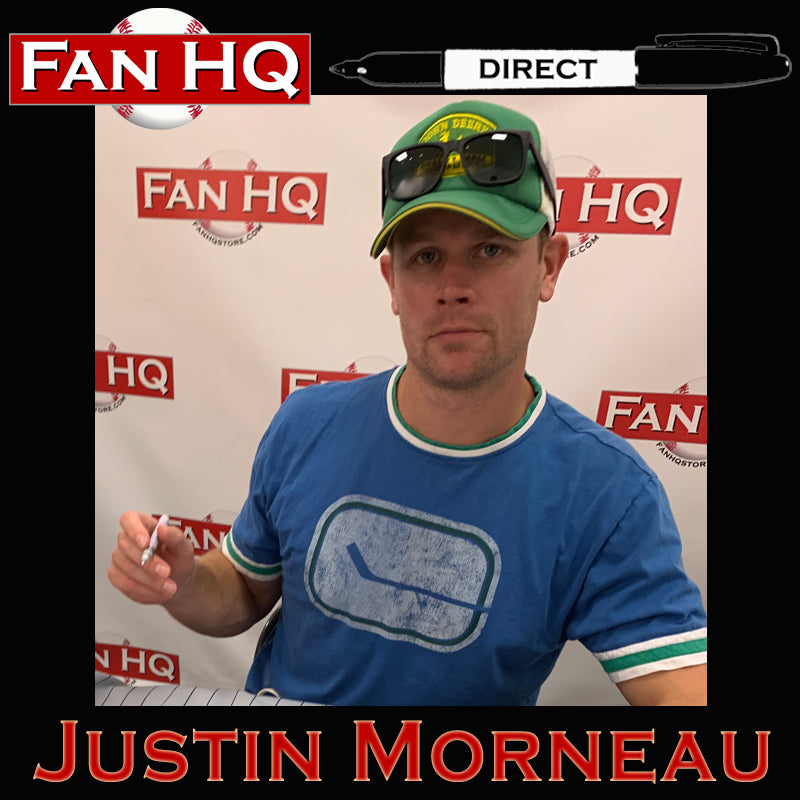FAN HQ DIRECT: Justin Morneau