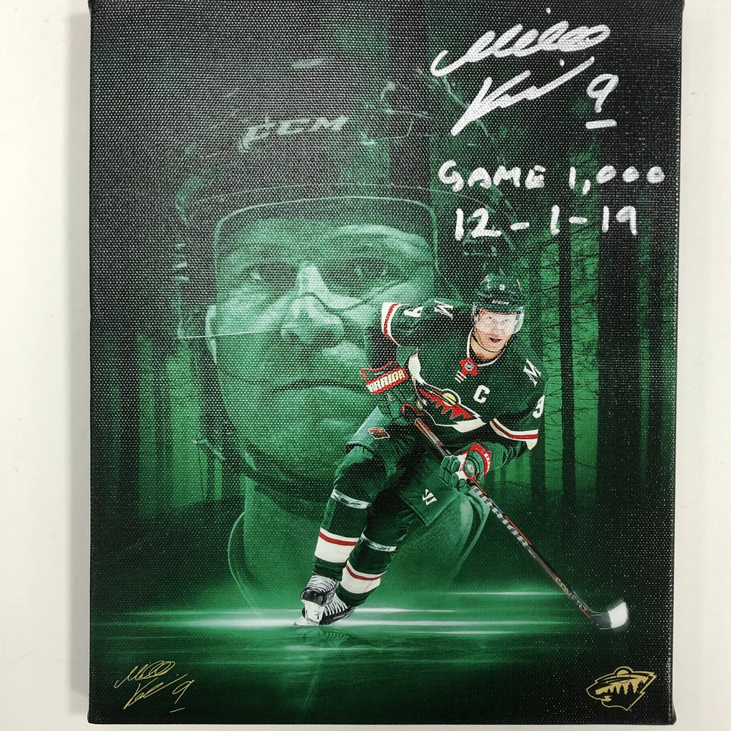 Mikko Koivu Signed Items