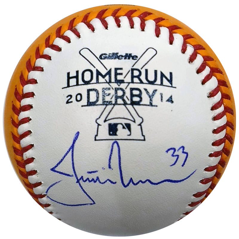 Under The Logo - Autographed Specialty Baseballs