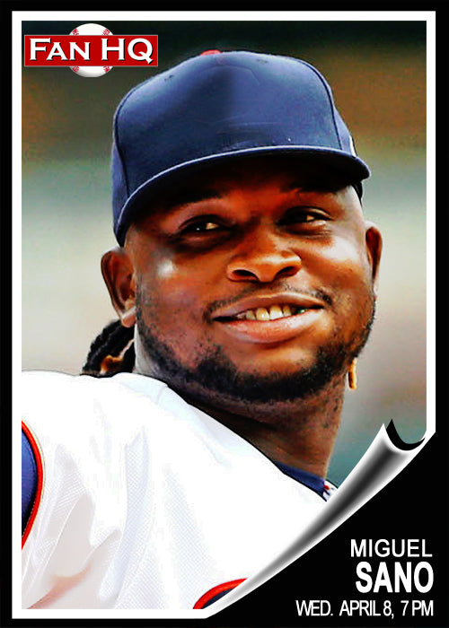 CANCELLED - Miguel Sano