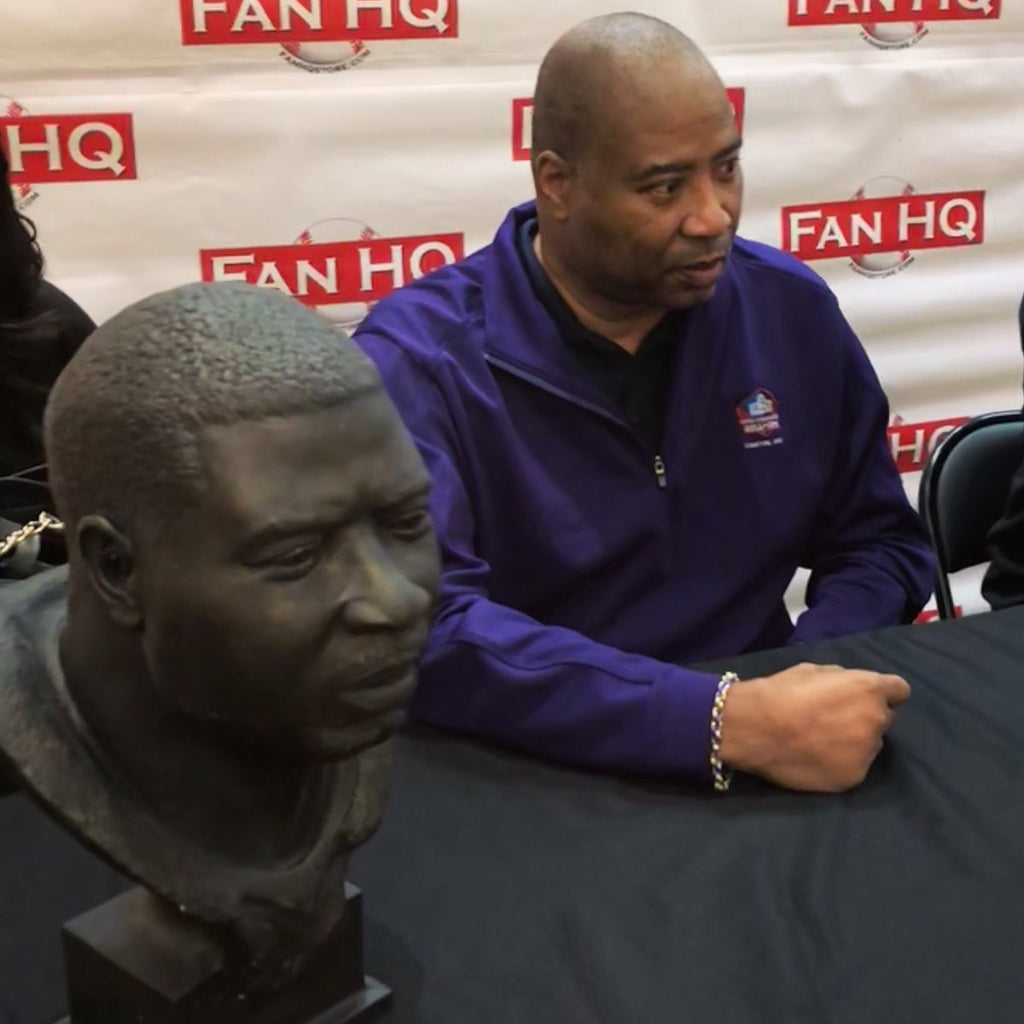 Chris Doleman Signed Items