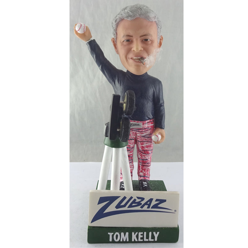 Tom Kelly Signed Items