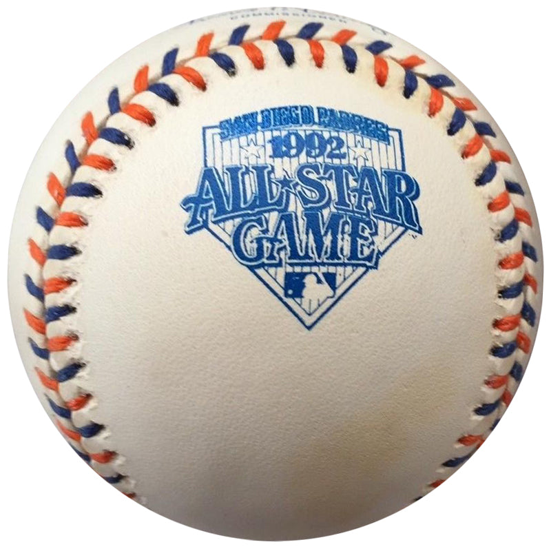 1992 All Star Game Rawlings Official Major League Baseball