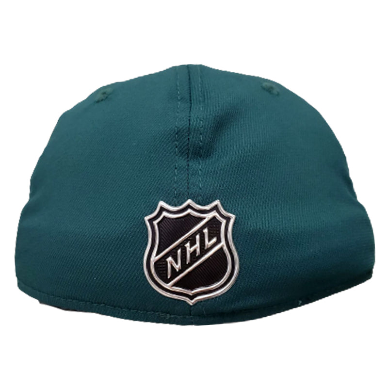 Minnesota Wild Youth Green Stretch Fit Hat