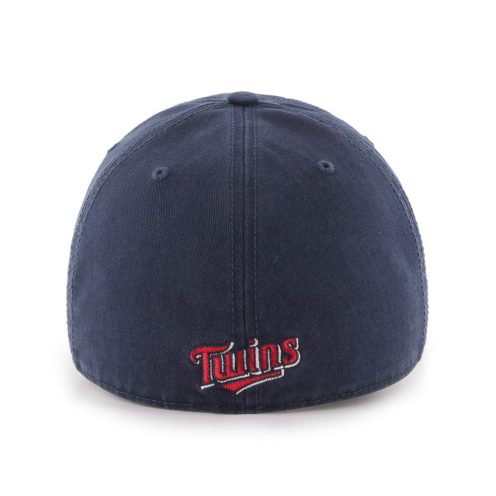 Minnesota Twins '47 Franchise Navy TC Logo Fitted Hat