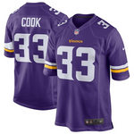 AVAILABLE IN-STORE ONLY! Dalvin Cook Minnesota Vikings Purple Nike Game Jersey