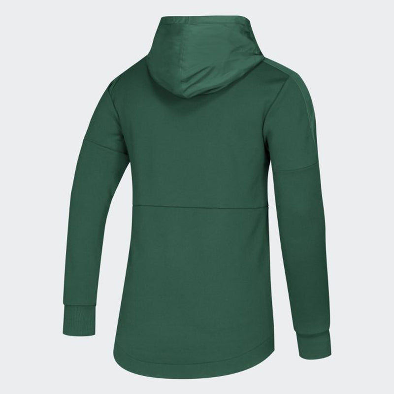 Minnesota Wild adidas Green Game Mode Pullover Hoodie
