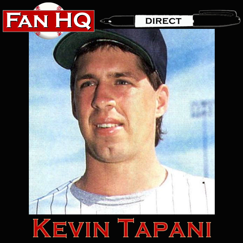 FAN HQ DIRECT Kevin Tapani Photo Proof