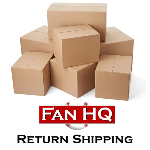 Fan HQ Signing Return Shipping (Your Mail-In Items)