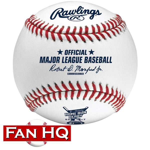 2017 ASG Home Run Derby Rawlings Official Major League Baseball