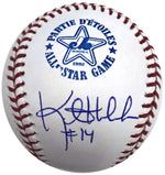 PRE-ORDER Kent Hrbek Autographed Rawlings Official 1982 All Star Game Baseball