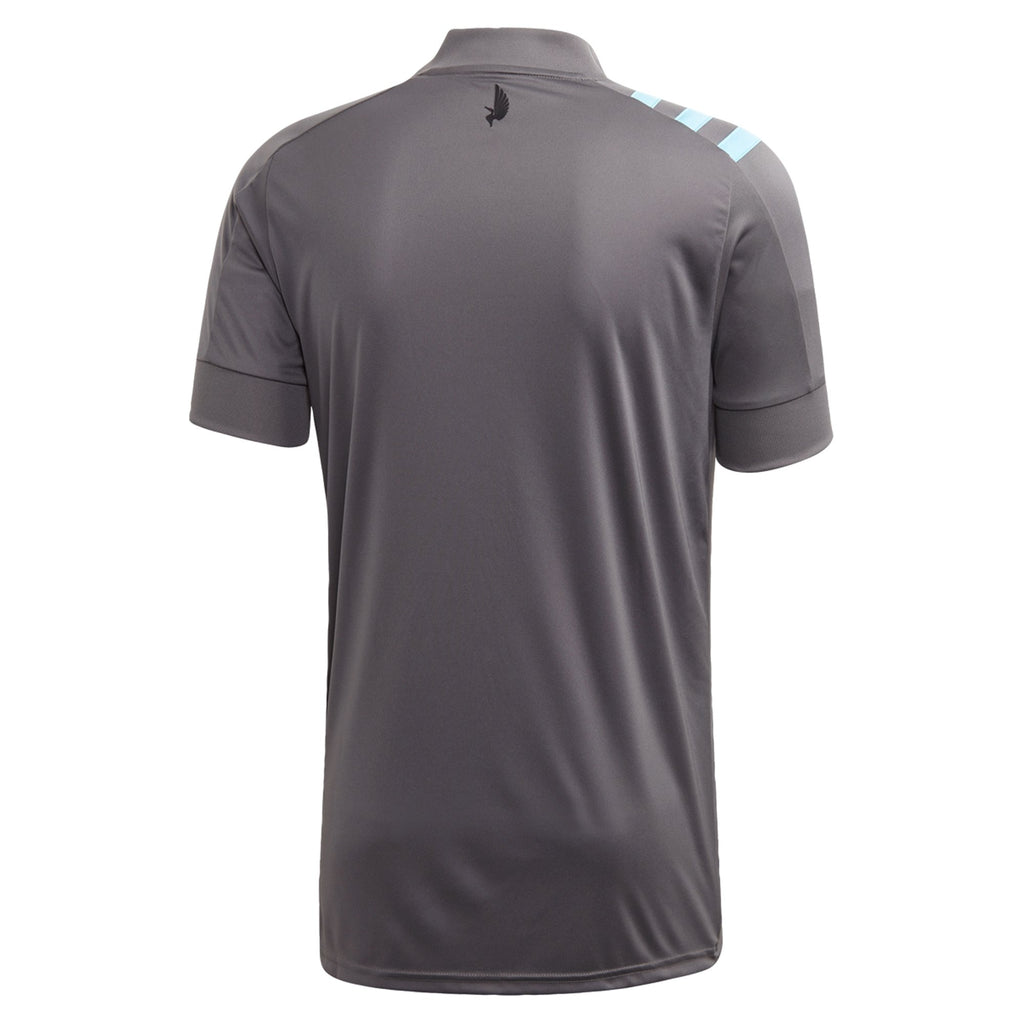 Minnesota United FC adidas Gray Wings 2020 Primary Replica Jersey