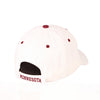 Minnesota Golden Gophers Zephyr White Vintage Logo Adjustable Hat