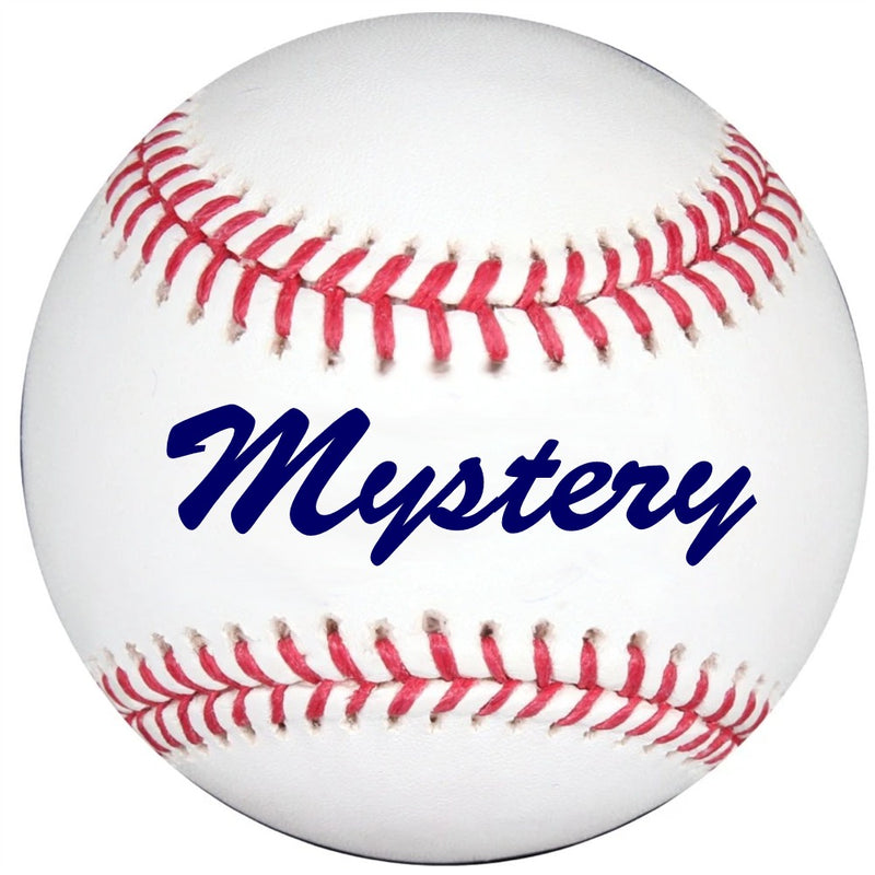 Mystery Signed Specialty Baseball Minnesota Twins