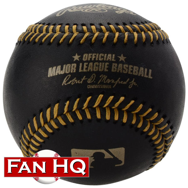 Rawlings Black Official Major League Specialty Baseball