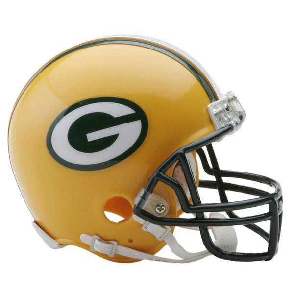 Green Bay Packers Riddell VSR4 Mini Helmet