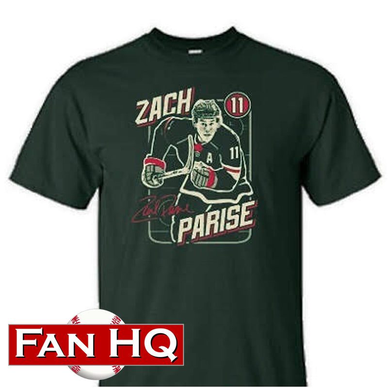 Zach Parise Exclusive Minnesota State Fair T-Shirt