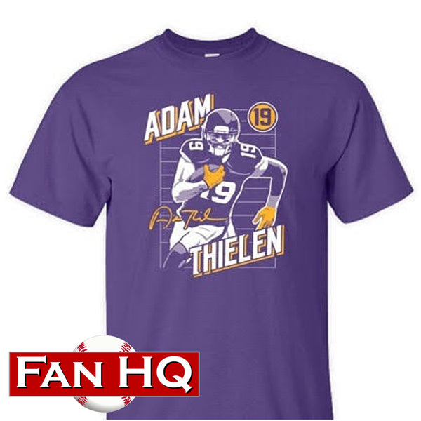 Adam Thielen Exclusive Minnesota State Fair T-Shirt