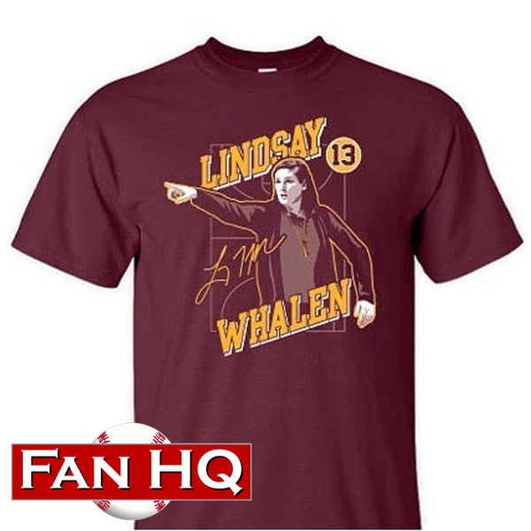 Lindsay Whalen Exclusive 2019 Minnesota State Fair T-Shirt