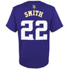 Harrison Smith Minnesota Vikings Youth Mainliner Player T-Shirt