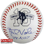 "Frank Viola Autographed/Inscribed Fan HQ Exclusive Nickname ""88 AL CY"" Baseball (#1/16)"