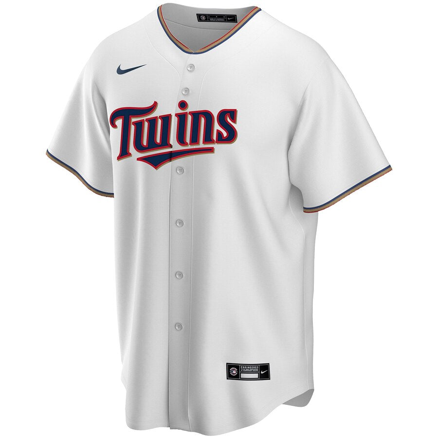 AVAILABLE IN-STORE ONLY! Minnesota Twins Nike 2020 White Home Replica Jersey