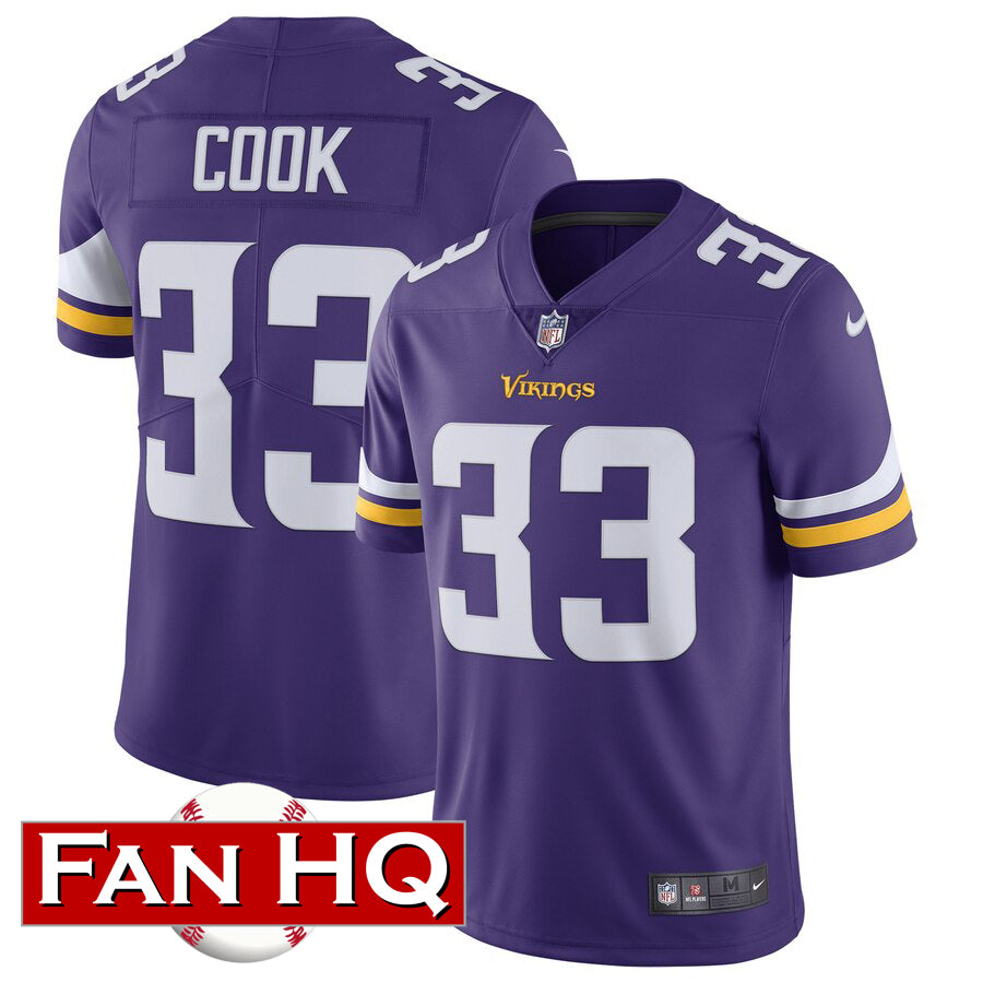 AVAILABLE IN-STORE ONLY! Dalvin Cook Minnesota Vikings Purple Nike Limited Jersey