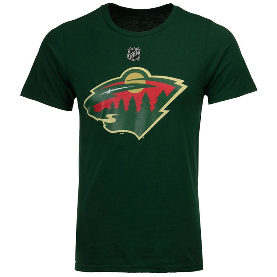 Devan Dubnyk Minnesota Wild Green Player T-Shirt