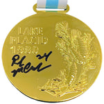 Rob McClanahan Autographed Replica 1980 Gold Medal