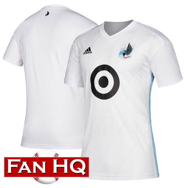 Minnesota United FC Adidas White 2019 Drift Replica Jersey