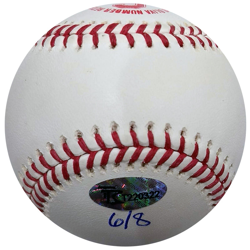 Tony Oliva Signed and Inscribed 8x All Star Fan HQ Exclusive Number Retired Baseball Minnesota Twins (Number 1/8)