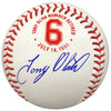 Tony Oliva Autographed Fan HQ Exclusive Number Retired Baseball Minnesota Twins