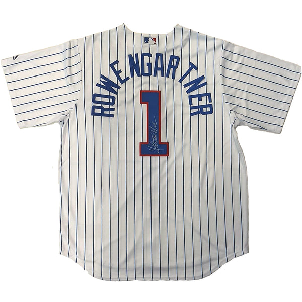 Thomas Ian Nicholas Signed Henry Rowengartner Chicago Cubs Jersey Rookie of the Year