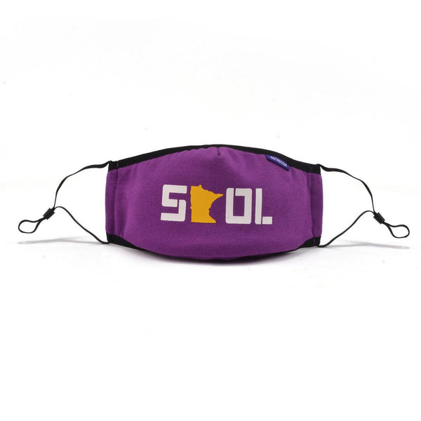 SotaStick Football State Face Mask