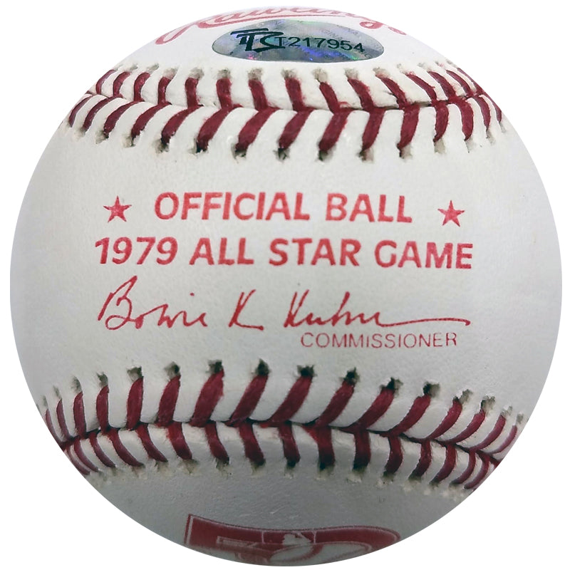 Roy Smalley Autographed 1979 All-Star Game Baseball Minnesota Twins